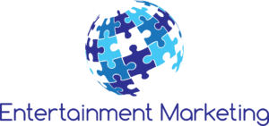 Entertaiment Marketing Logo