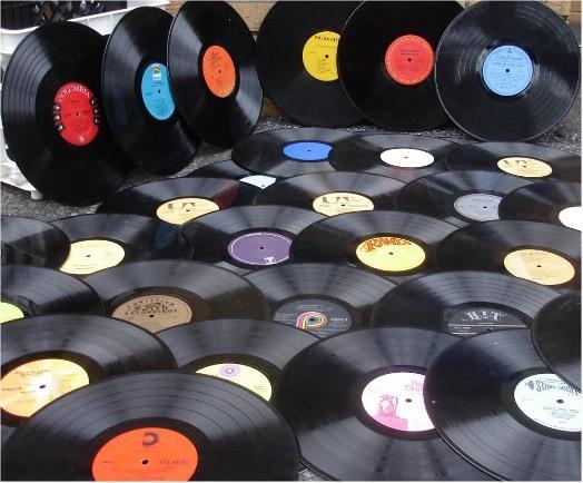 ビニール・レコード